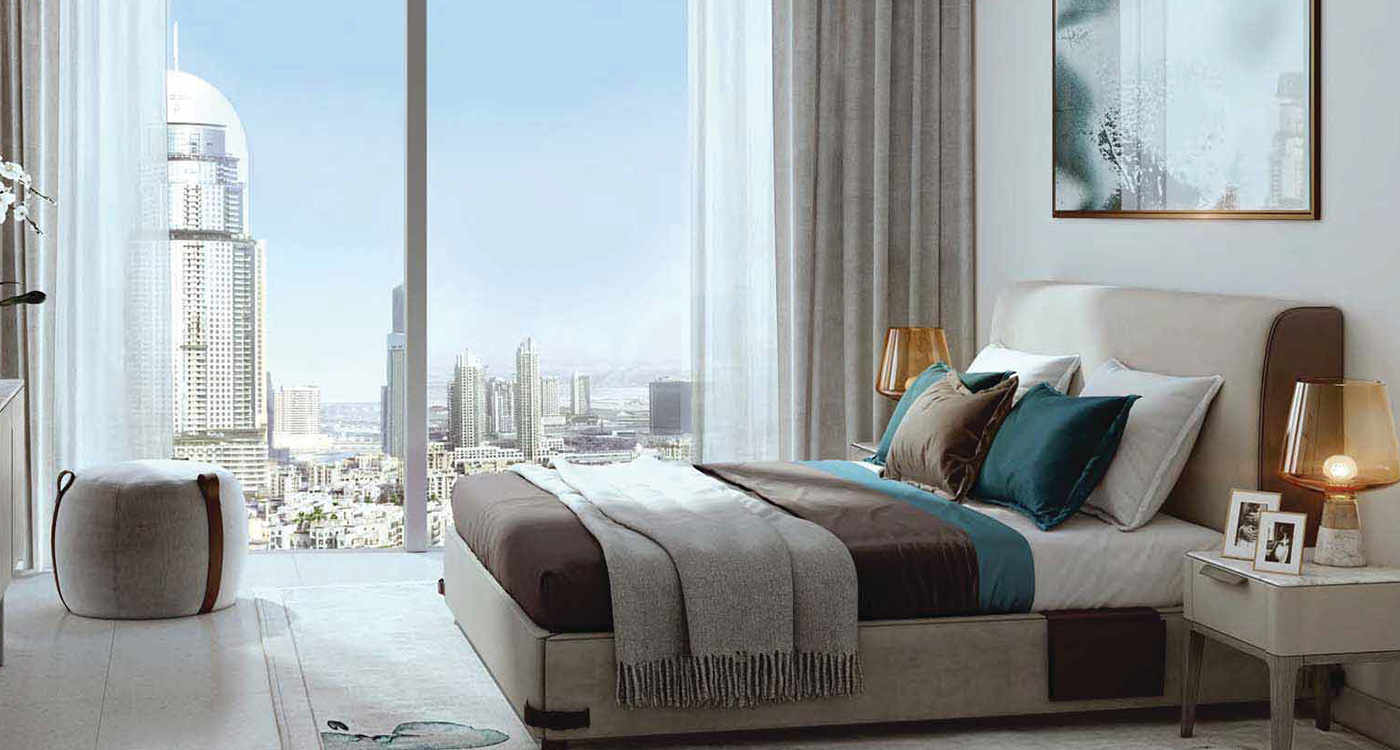 Grande Apartments at Downtown Dubai amenities